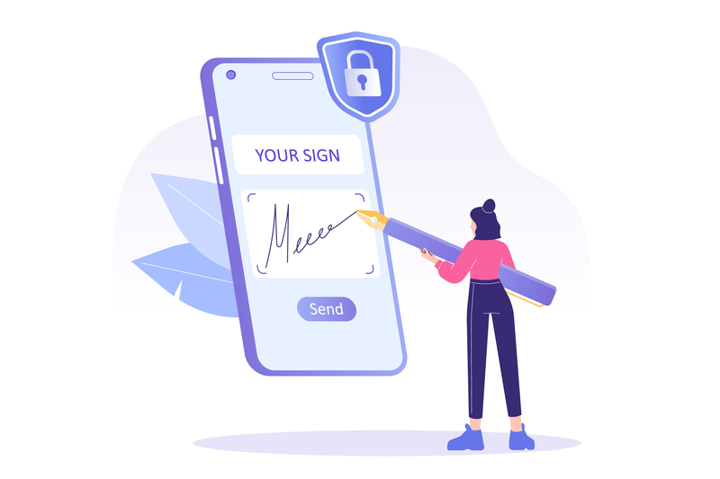 Create Digital Signature