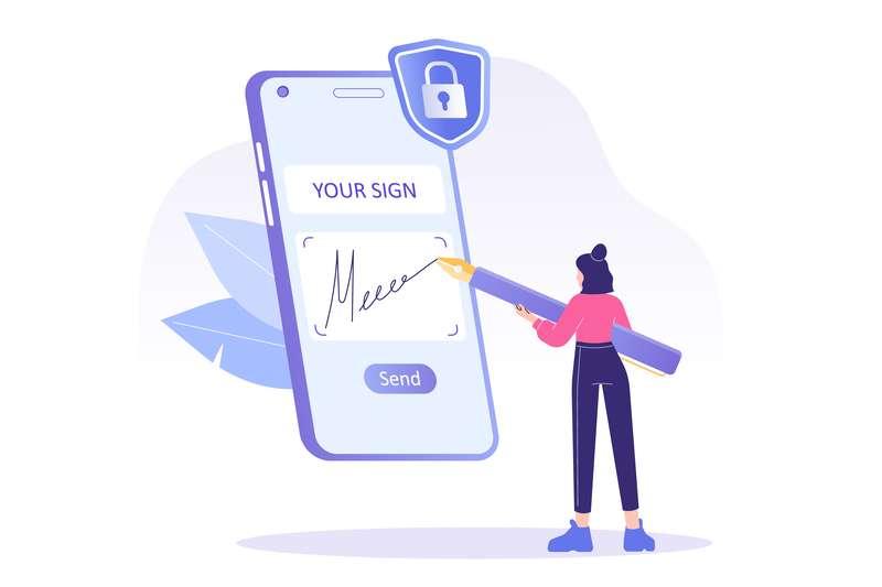 Create Digital Signature